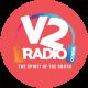 V2 Radio logo