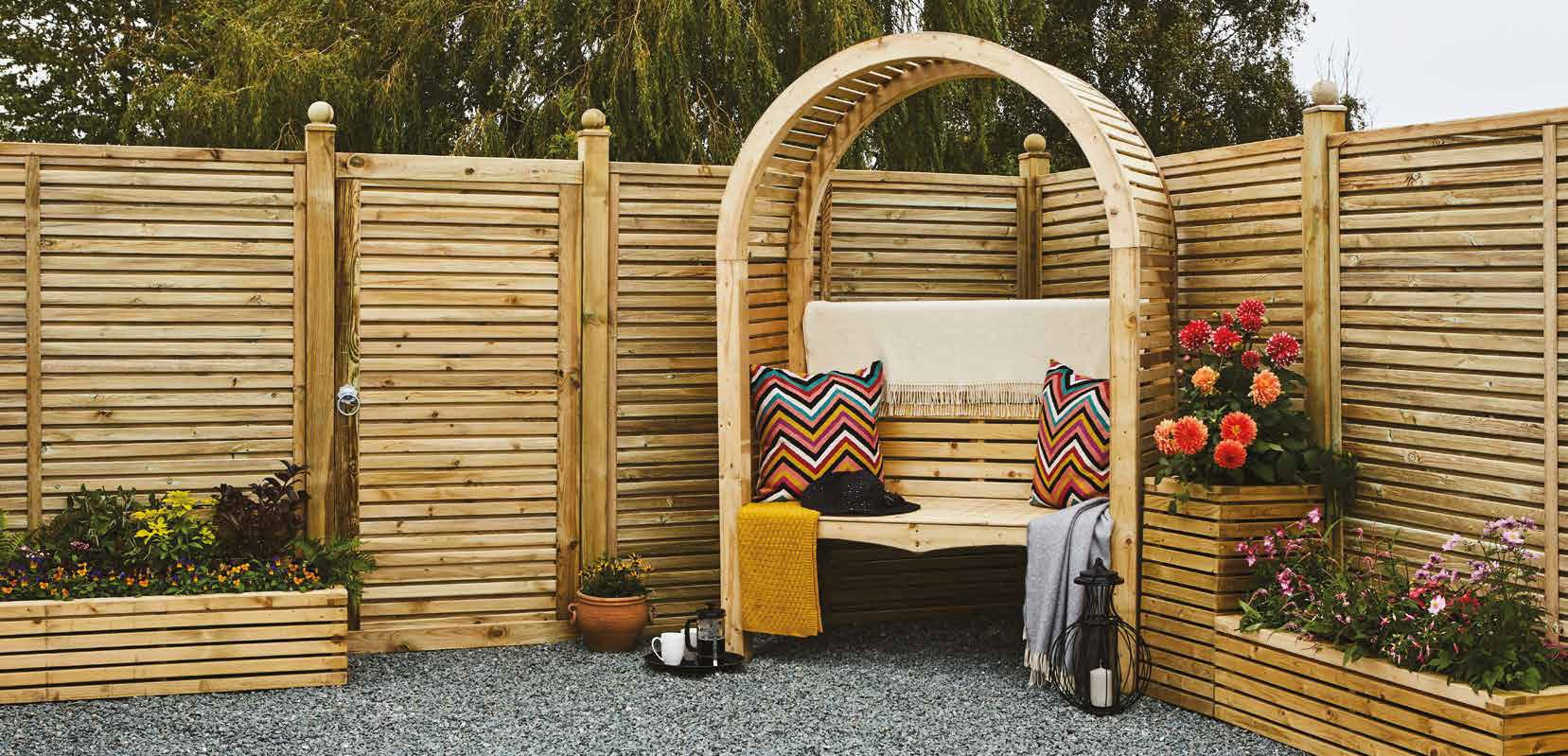 7 Garden Furniture Ideas For Outdoor Living - Knight Fencing